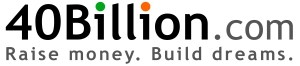 40Billion.com logo